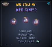 Who Stole My Medicine? на FlashRoom