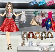 Recycled Material Dresses на FlashRoom