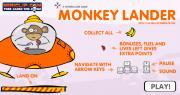 Monkey Lander на FlashRoom