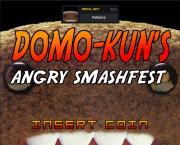 Domo-Kun Angry Smashfest! на FlashRoom