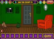 Игра Green Hunter House Escape фото