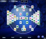 Dark Time Mahjong на FlashRoom