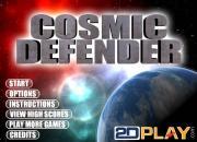 Cosmic Defender на FlashRoom