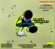 Игра Alien Clones на FlashRoom