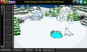 Escape Penguin From Igloo House на FlashRoom