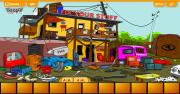 Игра Escape From Scrap Yard на FlashRoom