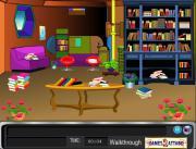 Amazing Library Escape на FlashRoom