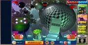 Игра Ancient Space Cat Escape на FlashRoom