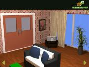Silent Sitting Room Escape на FlashRoom