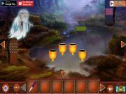 Игра Найди метлу ведьмы на FlashRoom