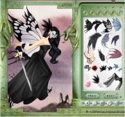 Crow Fairy на FlashRoom