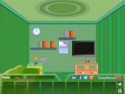 Игра Green Hall Escape фото