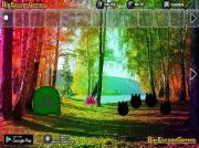 Игра Умиротворяющий осенний лес на FlashRoom