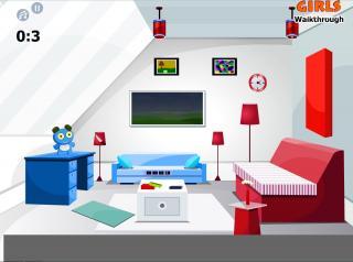 New Puzzle Room Escape на FlashRoom