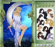 Moon Fairy_2 на FlashRoom