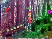 Игра Teen Girl Forest Escape фото