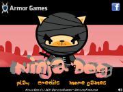 Ninja Dog на FlashRoom