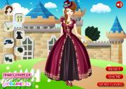 Игра Milady Dress Up фото