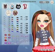 Bratz Doll Makeover на FlashRoom
