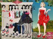 Pin Up Princess Dress Up