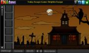 Игра Halloween Graveyard Escape на FlashRoom