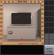 Boxing Gym Escape на FlashRoom