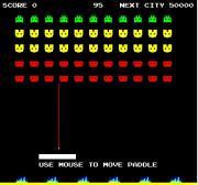 Missilebreak Outvaders на FlashRoom