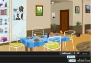 Classic Dining Room Escape на FlashRoom