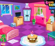 Pinky House Escape на FlashRoom