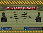 Military Escape на FlashRoom