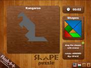 Shape Puzzle на FlashRoom