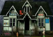 Игра Мальчик в тёмном доме на FlashRoom