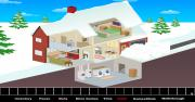 Cutaway House Escape 5 на FlashRoom
