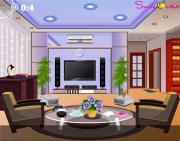 TV Room Escape на FlashRoom