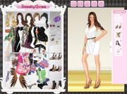 Super Model AA Dress Up
