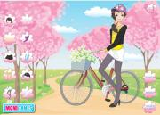 Spring Bike Ride на FlashRoom