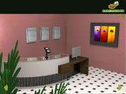 Pink Lobby Escape на FlashRoom