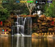 Игра Чудесный водопад на FlashRoom