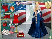 Американская модель на FlashRoom
