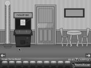 Grayscale Escape Fun Room на FlashRoom