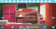 Painting Room Escape на FlashRoom