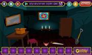 Игра Побег из тёмной комнаты на FlashRoom