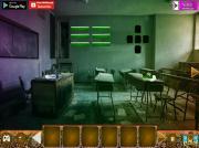 Игра Спаси девушку из заброшенного колледжа на FlashRoom