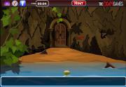 Resort Cave Escape на FlashRoom