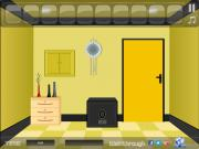Yellow Single Room Escape на FlashRoom