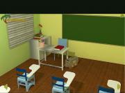 Small Classroom Escape на FlashRoom