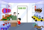 Toy Store Escape на FlashRoom