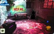 Побег из дома с привидениями на FlashRoom
