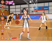 Slam Dunk Chic Dress Up на FlashRoom