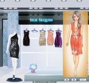 Silk Sequin на FlashRoom